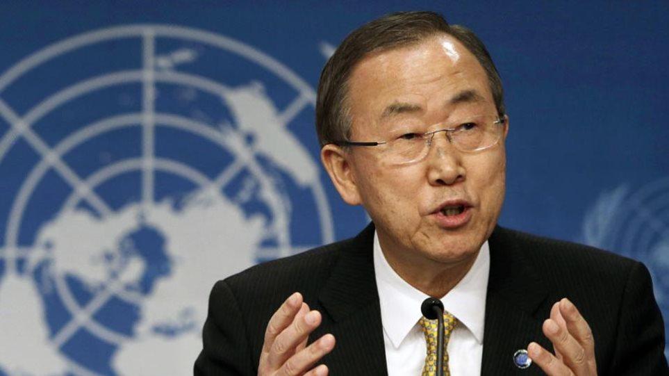 ΟΗΕ: Πιέσεις σε Ισραήλ - Καταδίκη από Μπαν Γκι Μουν