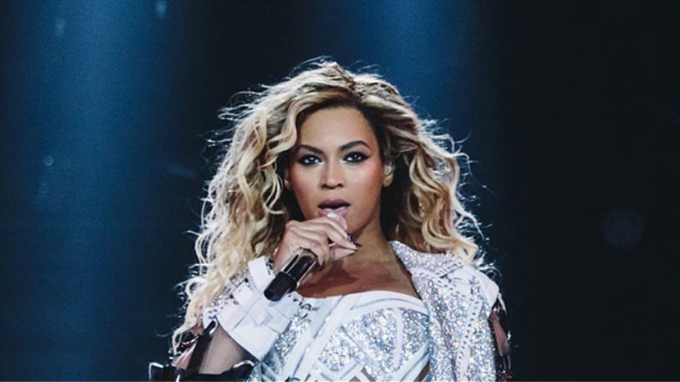 Η Beyonce και οι «50 αποχρώσεις του γκρι»