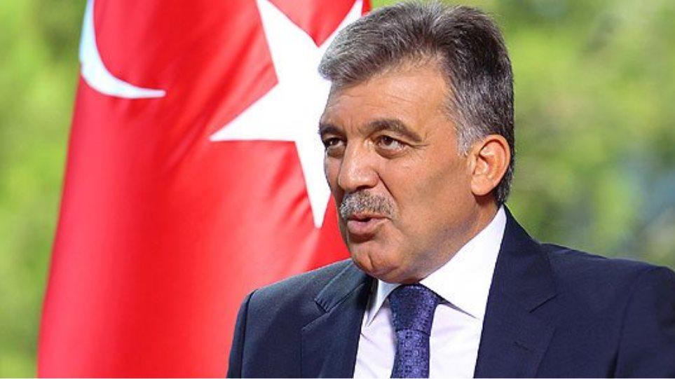 Αμπντουλάχ Γκιουλ: Θέλει λύση του Κυπριακού, αλλά στα μέτρα της Τουρκίας