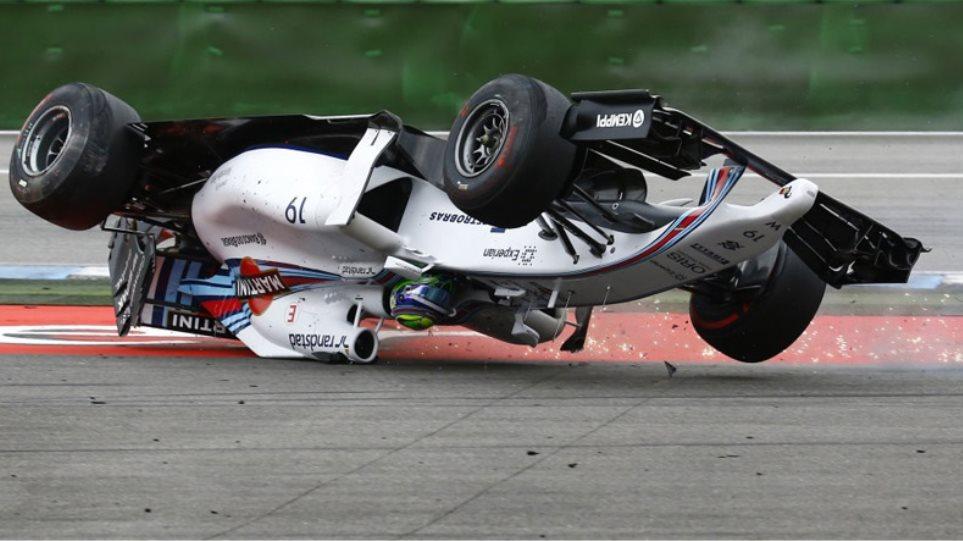 F1: Νίκη Ρόσμπεργκ στο Στούκεν...χαιμ