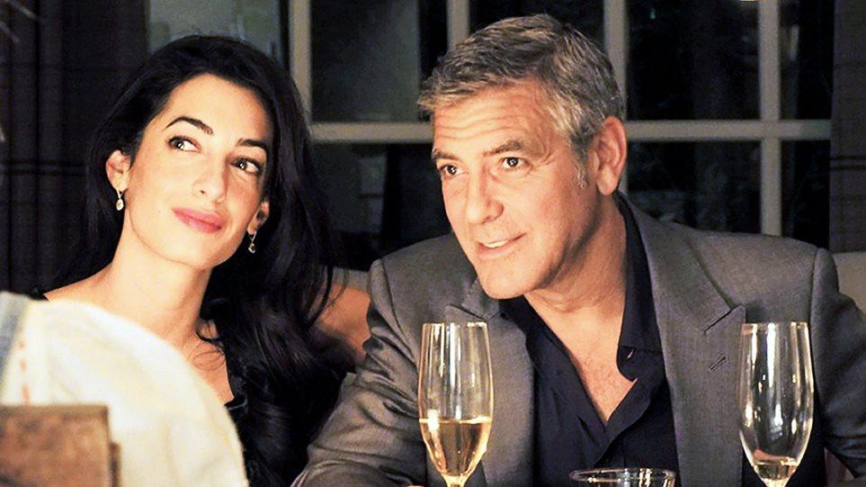 O George Clooney παραδέχτηκε ότι παντρεύεται!