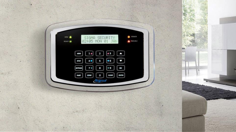 Θωρακίστε το σπίτι σας με υψηλή τεχνολογία