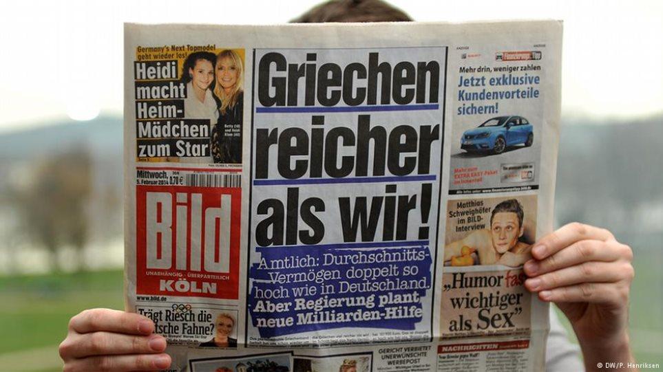 Αποτέλεσμα εικόνας για Όσο πιο κακός Γερμανός, τόσο πιο τεμπέλης «Έλλην» πολιτικός;