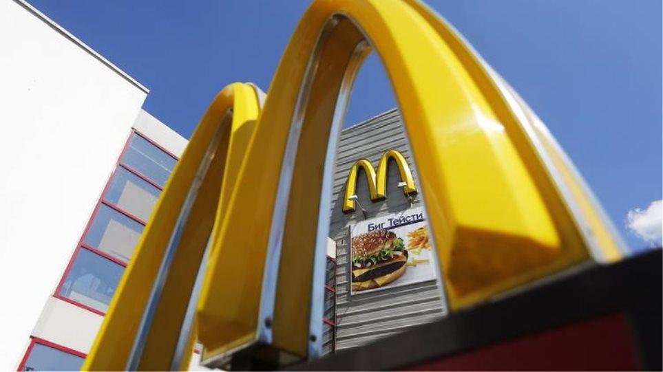«Λουκέτο» σε 12 καταστήματα McDonald's στη Ρωσία
