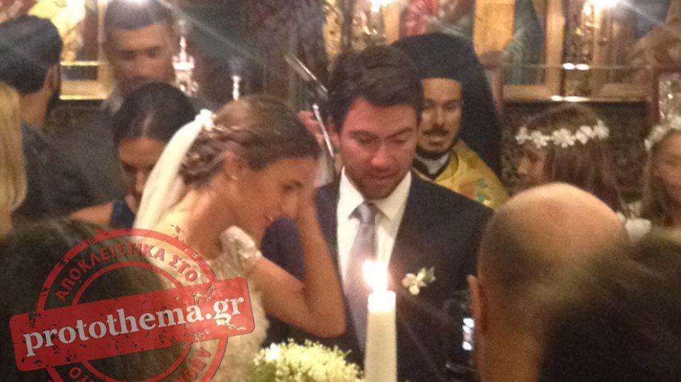 Η «αφρόκρεμα» του επιχειρηματικού και εφοπλιστικού κόσμου στον γάμο της χρονιάς!