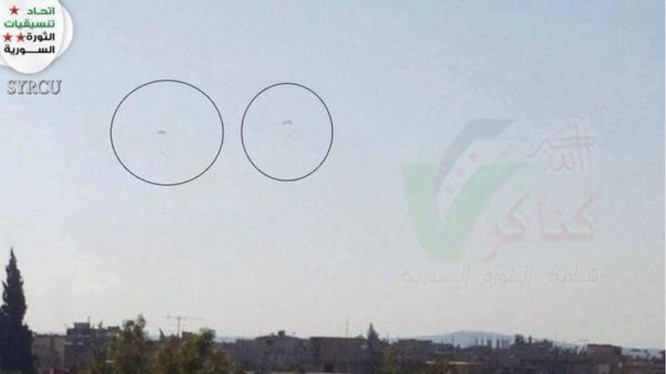 Κατάρριψη συριακού αεροσκάφους από ισραηλινό πύραυλο