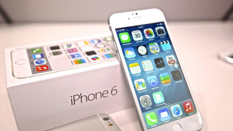 Μία εβδομάδα πίσω το λανσάρισμα του iPhone 6 στην Ελλάδα