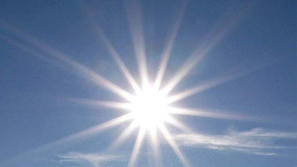 Καιρός: Ηλιοφάνεια σε ολόκληρη τη χώρα σήμερα