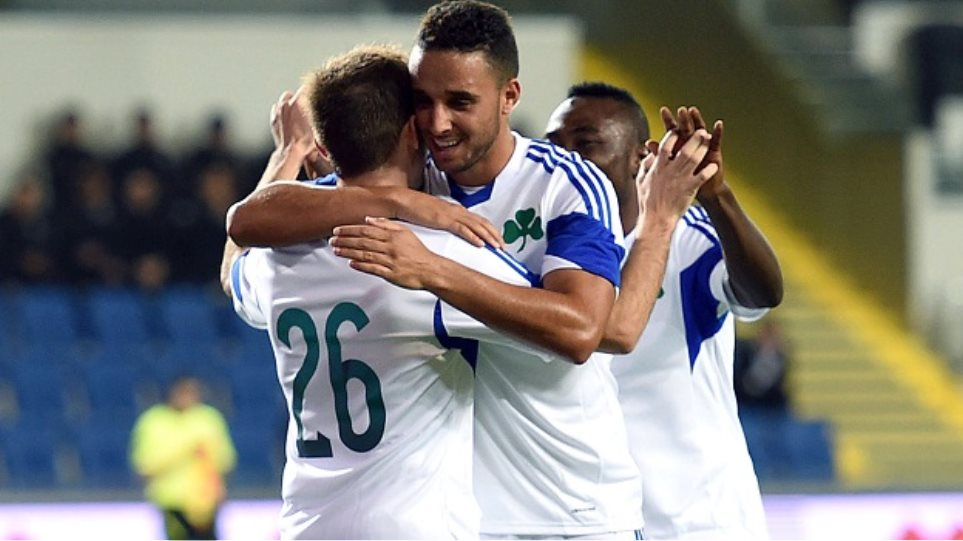 Παναθηναϊκός: Επικράτησε επί της Μπασακσεχίρ με 1-0