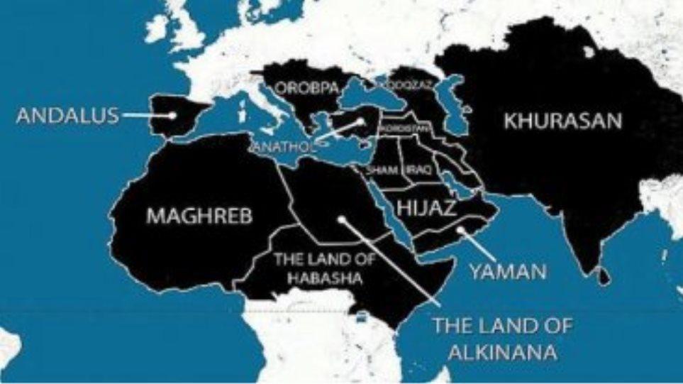 Αυτό είναι το «ισλαμικό κράτος» που ονειρεύονται οι τζιχαντιστές