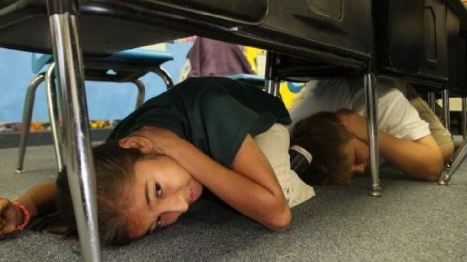 Κουδούνι... συναγερμού σήμερα στα σχολεία