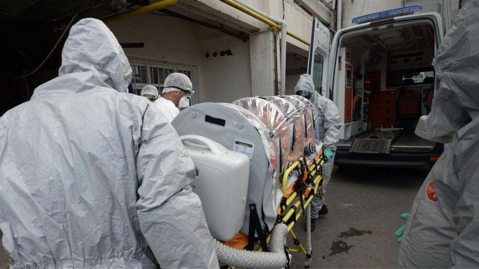 Ελπίδες για θεραπεία του Έμπολα από την Ρωσία