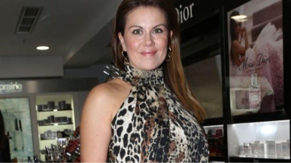 Ευγενία Μανωλίδου: Είχα κουραστεί με την εγκυμοσύνη και ήθελα να γεννήσω