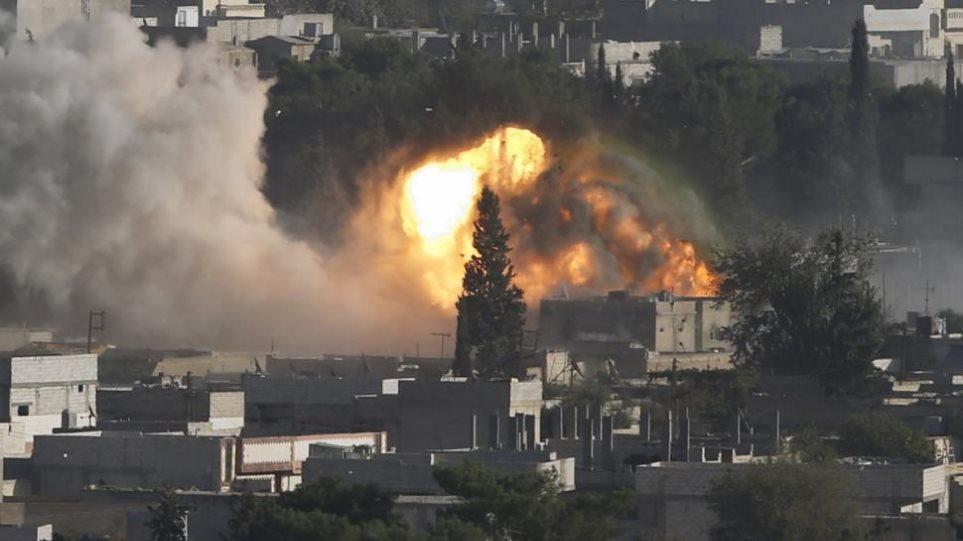 Προελαύνει προς το εσωτερικό του Κομπάνι το Ισλαμικό Κράτος - Τρεις επιθέσεις αυτοκτονίας από τζιχαντιστές