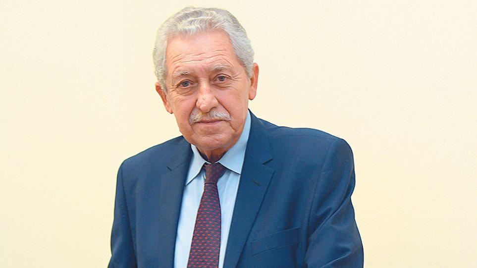 Φώτης Κουβέλης: «Κάνω για Πρόεδρος Δημοκρατίας, αλλά όχι της ΔΗΜΑΡ;»