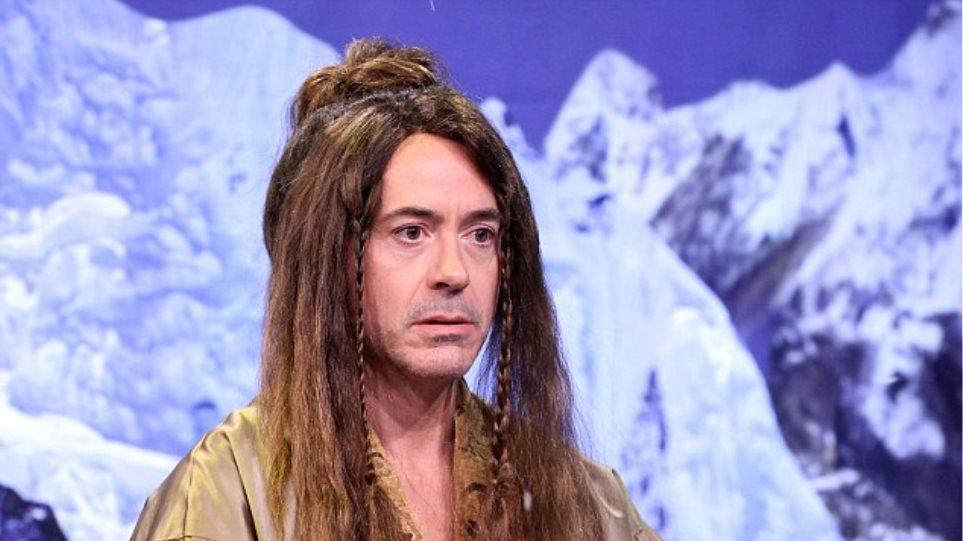 Ο Robert Downey Jr. «μετακόμισε» στα Ιμαλάια