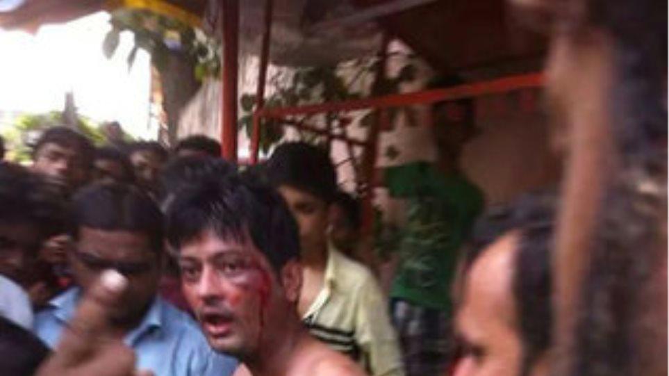 Ινδία: Οργισμένο πλήθος ευνούχισε με μπαλτά επίδοξο βιαστή