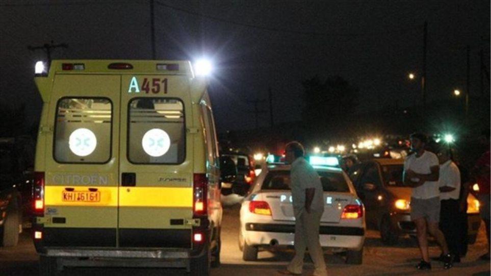 Έχασε την έξοδο, έκανε όπισθεν στην εθνική οδό και προκάλεσε τροχαίο δυστύχημα