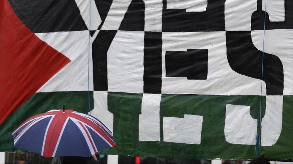 Βρετανοί βουλευτές ζητούν αναγνώριση του Παλαιστινιακού Κράτους