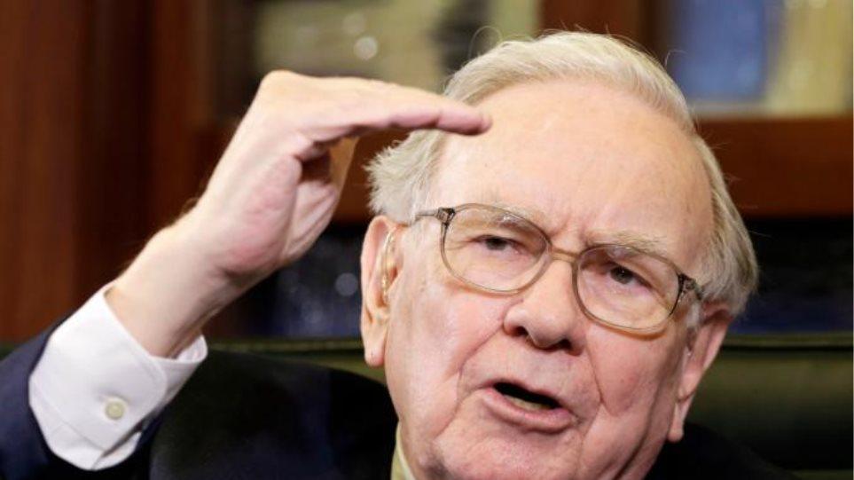 Warren Buffett: Πώς να διαχειριστείτε το «κραχ» των αγορών
