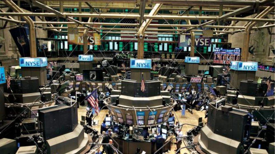 Wall Street: Θετικό πρόσημο για S&P και Nasdaq - Πτώση για τον Dow
