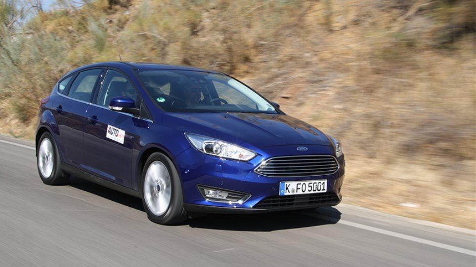 Οδηγούμε στην Ισπανία το νέο Ford Focus