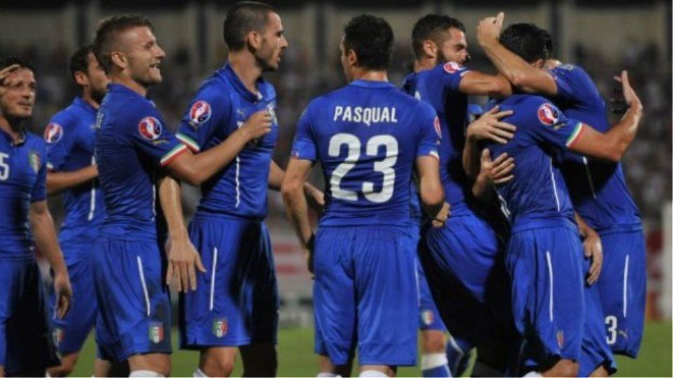 Μάλτα - Ιταλία, 0-1