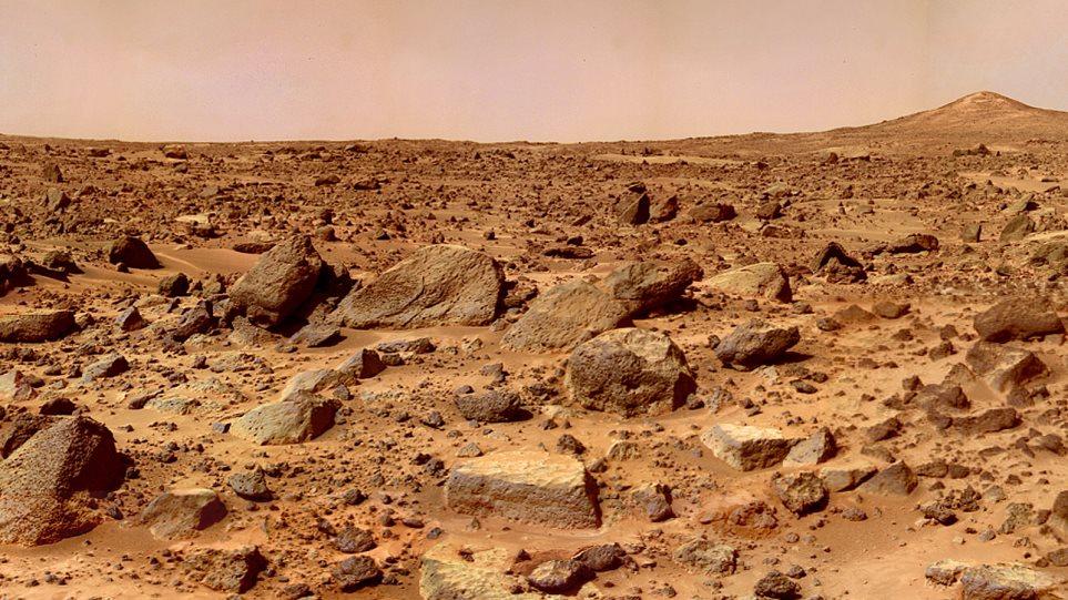 Αν οι άνθρωποι μετοικήσουν στον Άρη, θα αντέξουν μόνο 68 μέρες