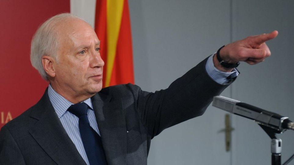 «Δημοκρατία της Άνω Μακεδονίας» η νέα πρόταση Νίμιτς, λένε σκοπιανά ΜΜΕ
