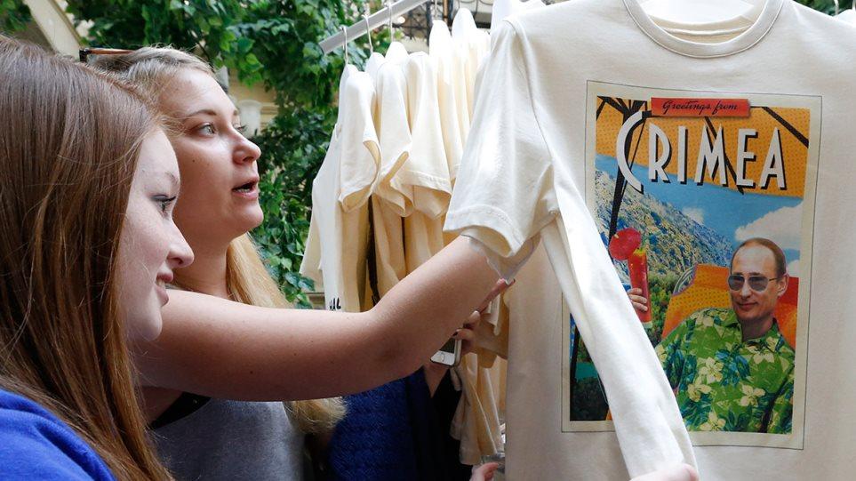 Τα μπλουζάκια Πούτιν φιλοδοξούν να κατακτήσουν και το Βελιγράδι