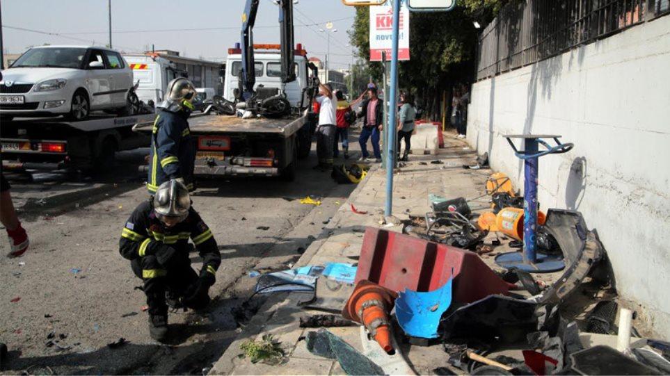 Φρίκη στην Πέτρου Ράλλη: Δύο νεκροί σε μία «τρελή» κούρσα θανάτου