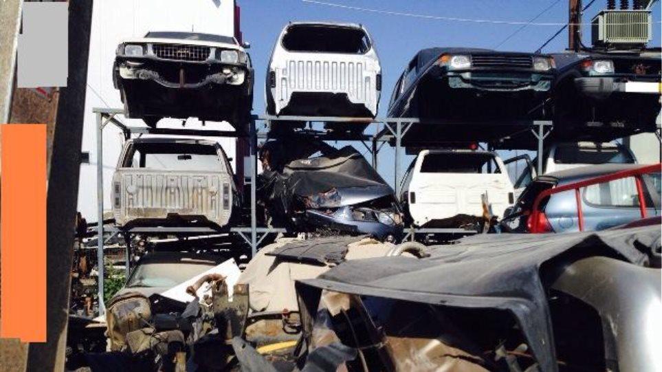 Σπείρα έκλεψε 77 αγροτικά φορτηγάκια στη βόρεια Ελλάδα!