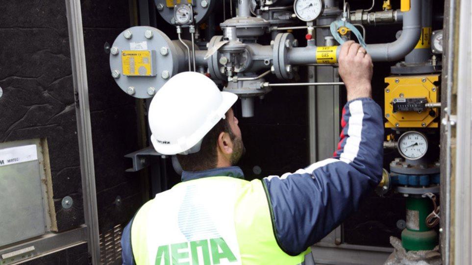 Πώς να συνδεθείτε με φυσικό αέριο με επιδότηση