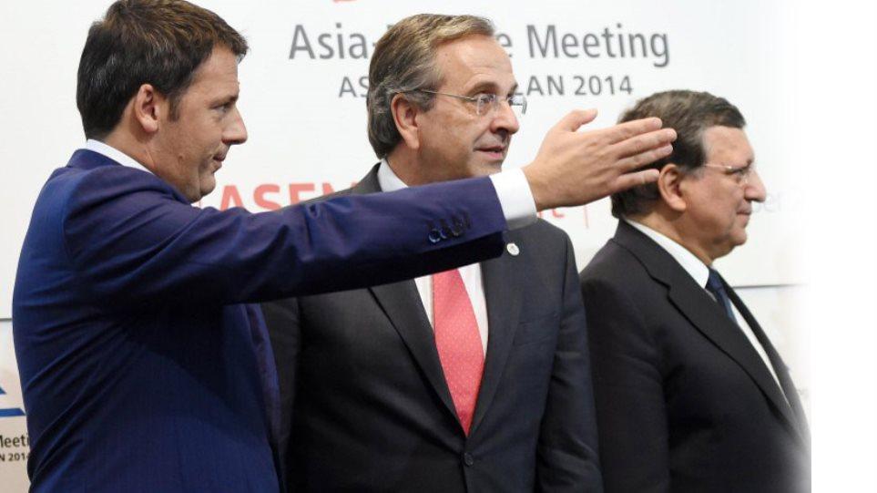 Σαμαράς: Η Ελλάδα δεν χρειάζεται νέο μνημόνιο