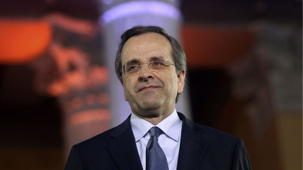 Επίσκεψη στην Κύπρο σχεδιάζει ο Αντώνης Σαμαράς
