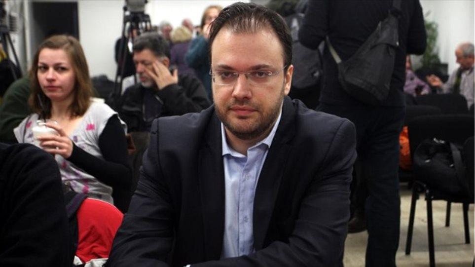 ΔΗΜΑΡ: Επανεξελέγη γραμματέας ο Θ. Θεοχαρόπουλος