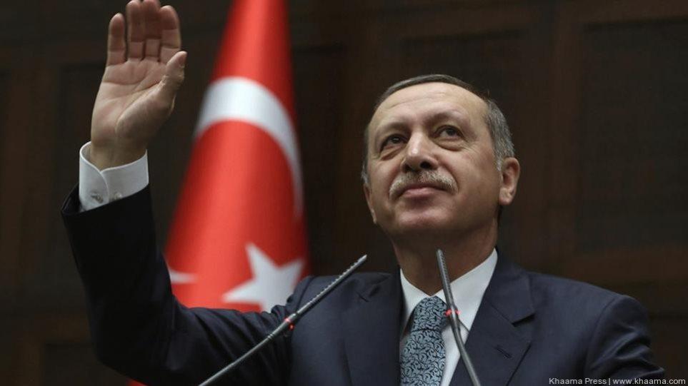 Στην Καμπούλ έσπευσε ο Ερντογάν για να στηρίξει τη νέα κυβέρνηση