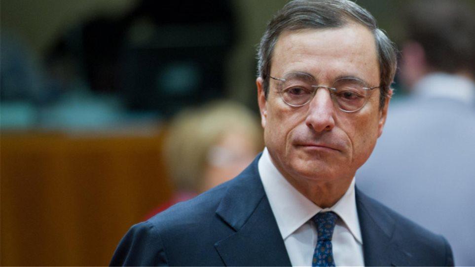 Από Δευτέρα αγοράζει -και ελληνικούς- τραπεζικούς τίτλους ο Mario Draghi