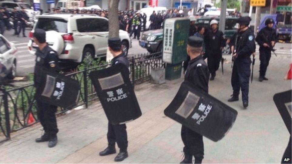 Κίνα: Σφαγή με 22 νεκρούς σε αγορά