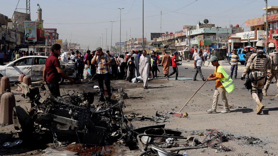 Πολύνεκρη επίθεση αυτοκτονίας στο Ιράκ