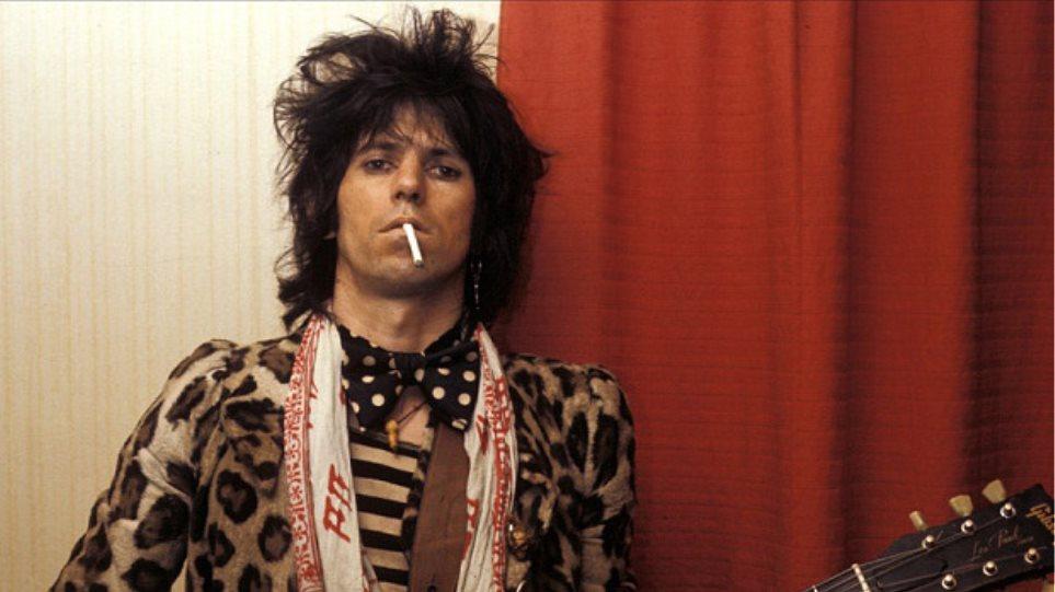 «Οδηγός» για γονείς από τον... Keith Richards