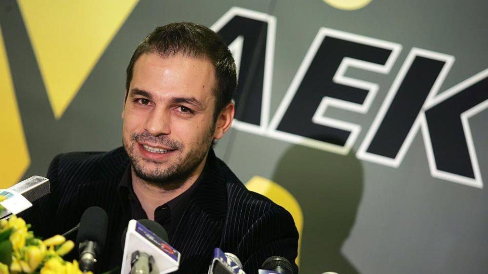 Ντέμης: «Η ΑΕΚ βρήκε ηγέτη»
