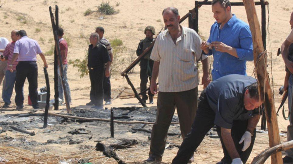 Αίγυπτος: Επτά στρατιώτες νεκροί από έκρηξη βόμβας στο Σινά