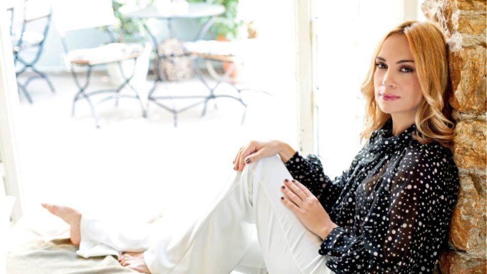 Λίνα Σακκά: Δεν ήμουν πάντα ισορροπημένη στη ζωή μου