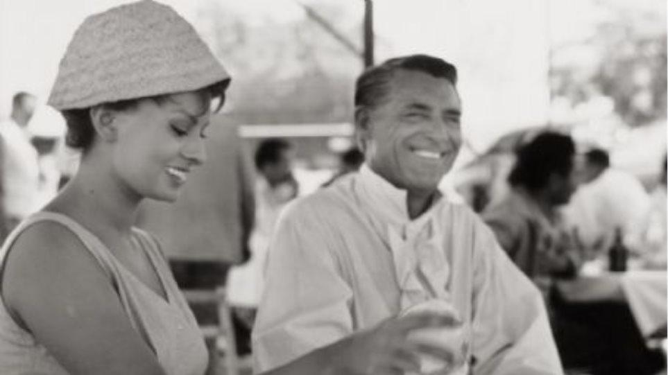 Σοφία Λόρεν: «Πώς ο Κάρι Γκραντ με ικέτευε να γίνω η ερωμένη του!»