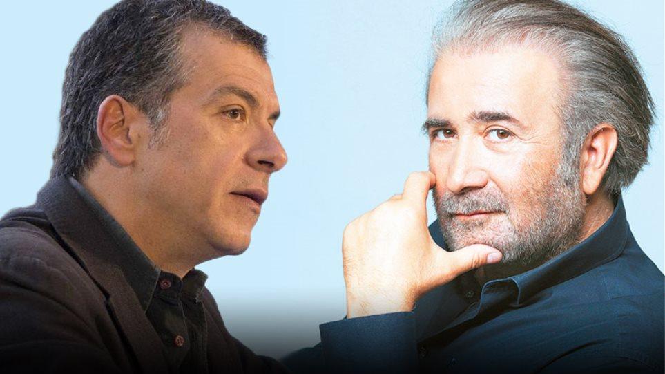 Λάκης Λαζόπουλος: «Ο Σταύρος μου μοιάζει πιο χαζός κι από τον Γιωργάκη»