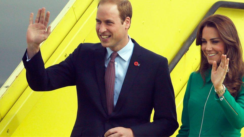 Βρετανία: Τον Απρίλιο θα έρθει στον κόσμο το δεύτερο παιδί του Ουίλιαμ και της Κέιτ