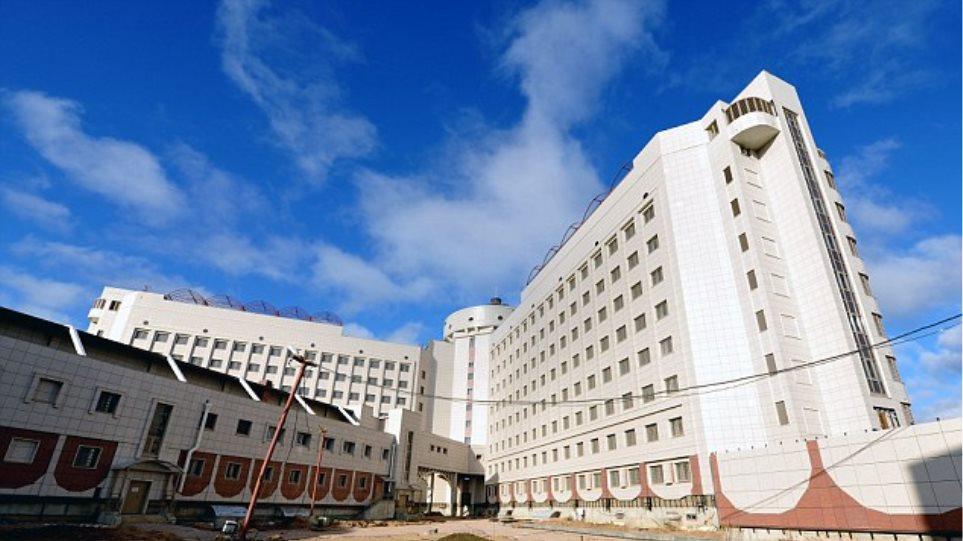 Ρωσία: Ετοιμάζουν φυλακή για 4.000 κρατούμενους, με σάουνα και μουσείο!