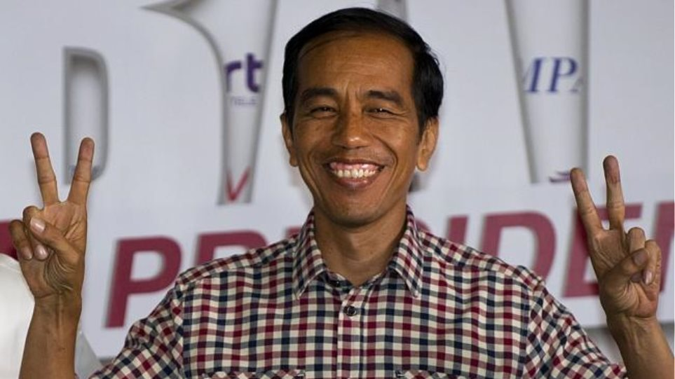 Ινδονησία: Νέος πρόεδρος ο Τζόκο Γουιντόντο