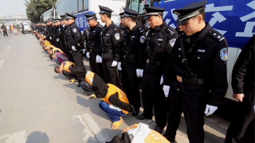 Κίνα: 2.400 εκτελέσεις κατάδικων μέσα στο 2013